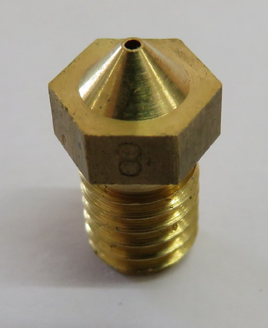 E3D Extruder nozzle 0.80mm