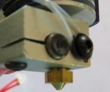 E3D V6.0 heater block (glass bead sens)