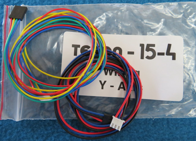 Wiring pack Y-axis (Rock V3.0)