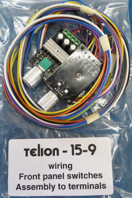 Front panel wiring pack (Rock V3.0)