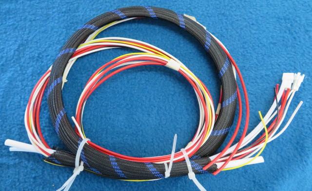 Right U-loop harness. Bowden to Print head (Rock V3.0)