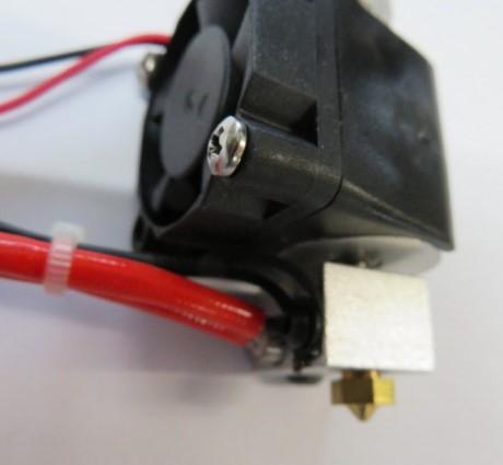 3D Printer E3D-V6.0 Extruder Right