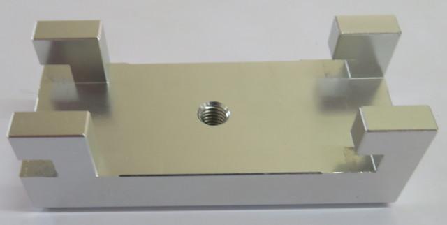 Filament drive clamp