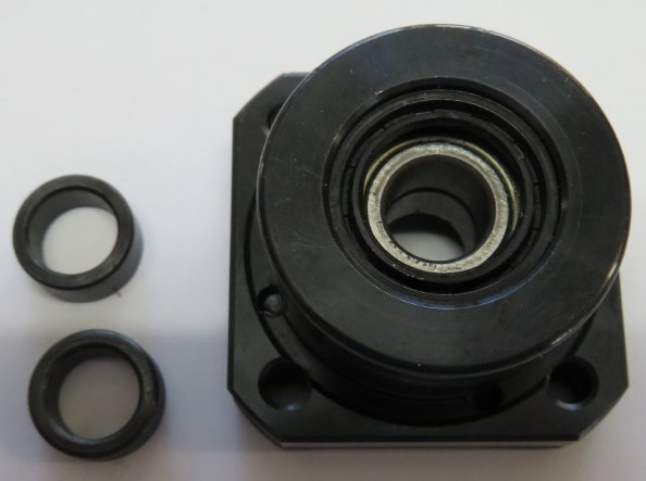 Ball screw Fixed end