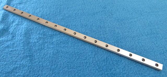 Hiwin bearing track 12x395mm - MGNR12R395CM