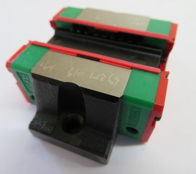 Hiwin bearing block 15mm - EGW15SAZ0C (wide)