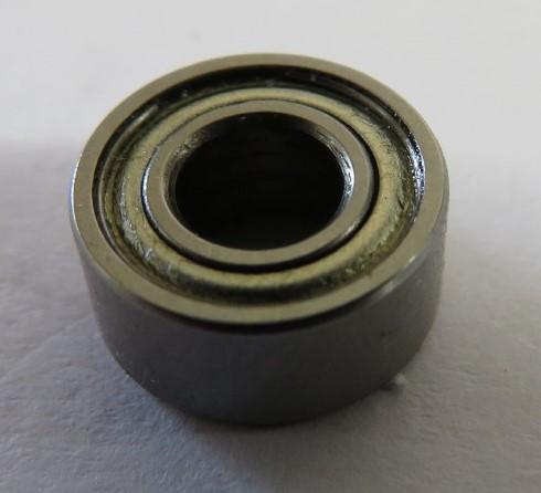 Roller bearing 4x9x4mm - 684ZZ