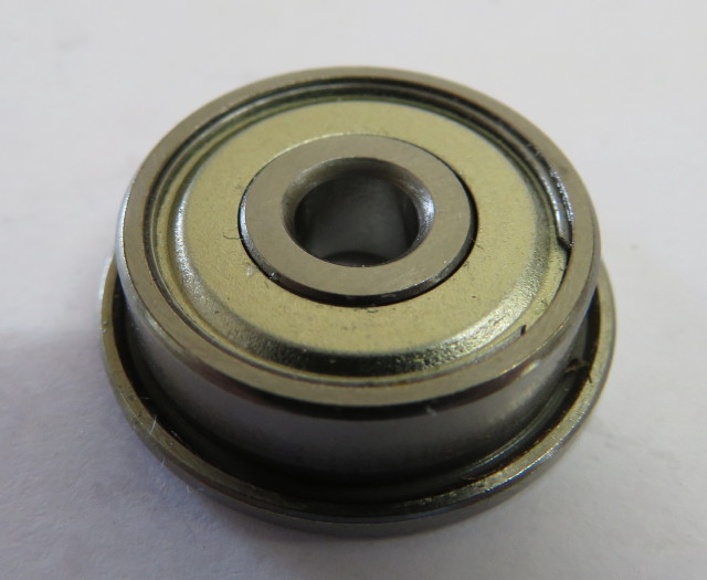 Flange bearing 5x19x6mm - FL635ZZ
