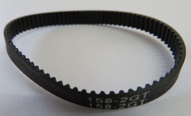 GT2 Notched belt 79T - GT2/158