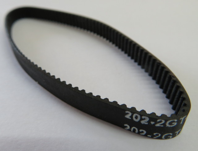 GT2 Notched belt 101T - GT2/202