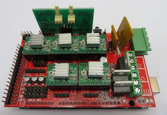 PT100 - Upgrade Kit for E3D Hot-End