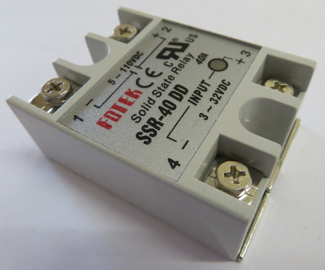 Solid-State Rely - 40A