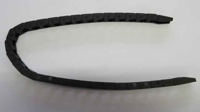 Cable drag chain - 7 x 7 x 570mm