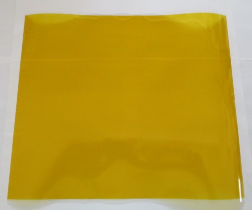 Kapton film for print surface 320x390x0.05mm