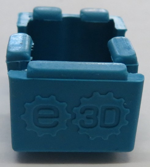 Silicone sock for E3D V6.1 hot end