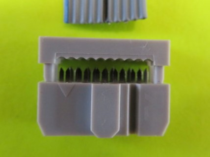 Ribbon cable connector (10pin)