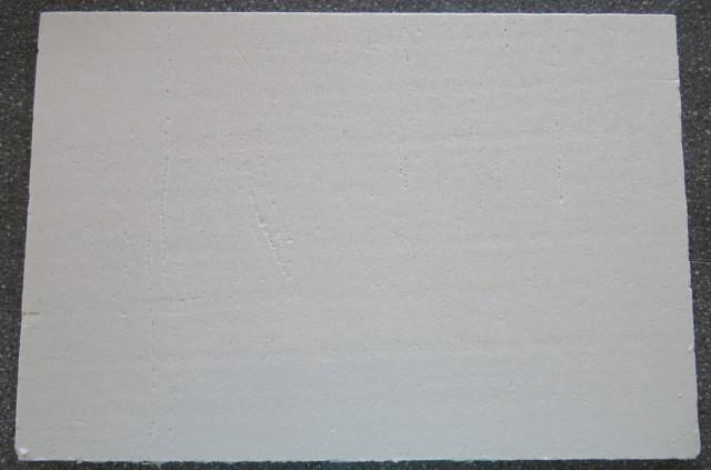 Ceramic insulation board 395x270x5mm