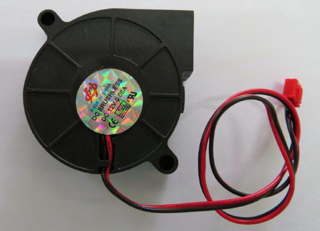 Axial Fan 12V 0.06A