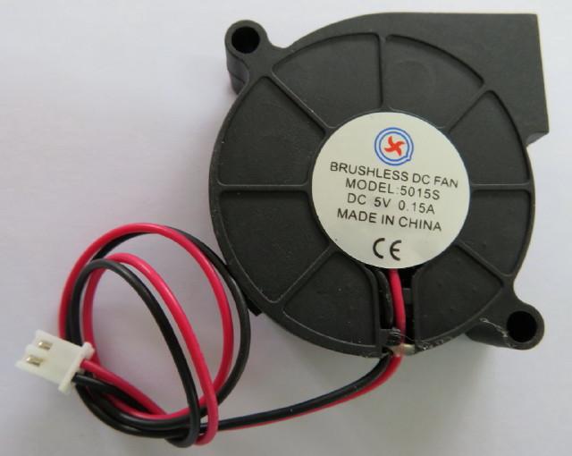 Axial Fan 5V 0.15A