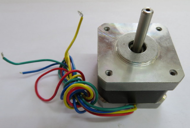 NEMA 17 Stepper motor 34mm