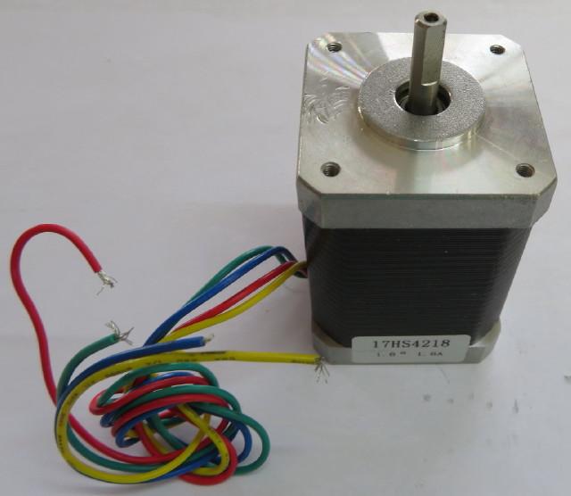 NEMA 17 Stepper motor 59mm