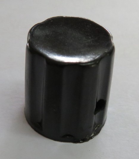 "Pot knob for 1/4"" shaft"