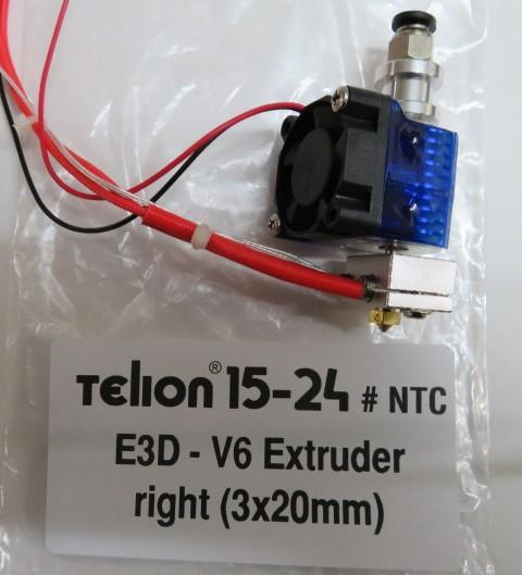 E3D V6.1 NTC 100K